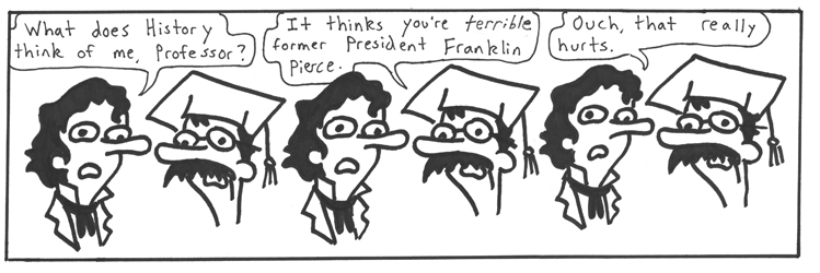 Franklin Pierce 2