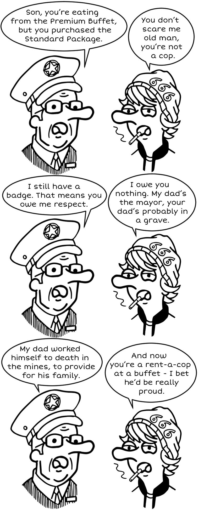 The Mayor's Son 2