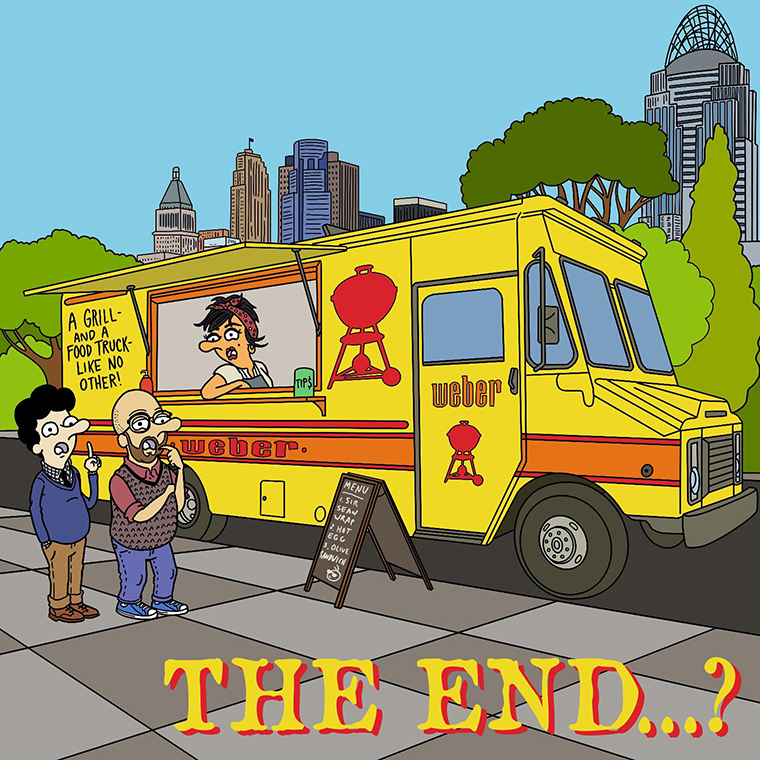 The End?