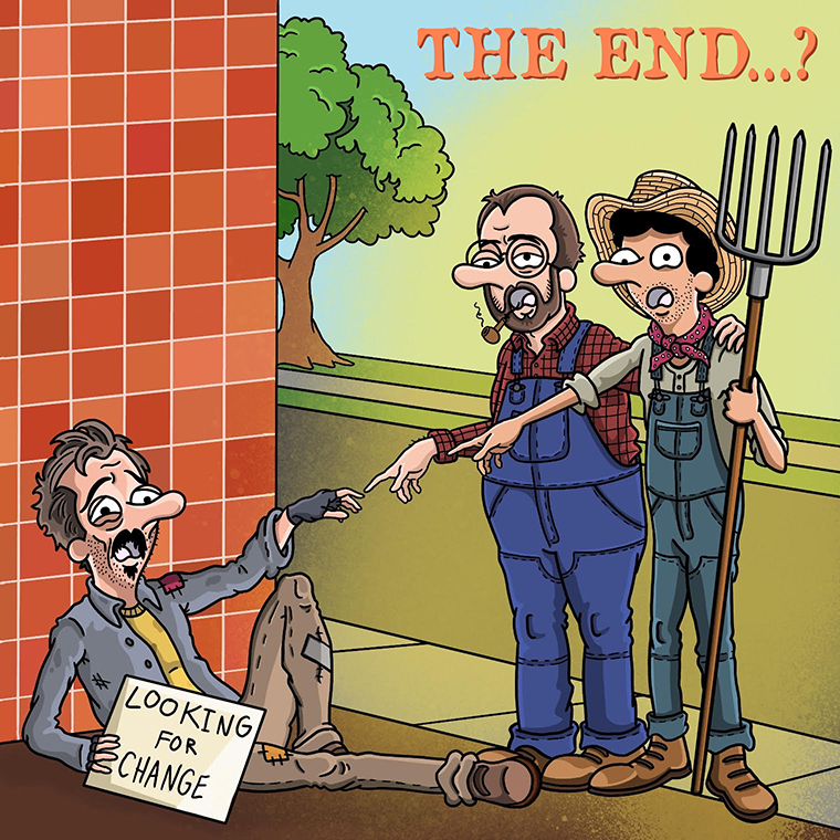 The End..?