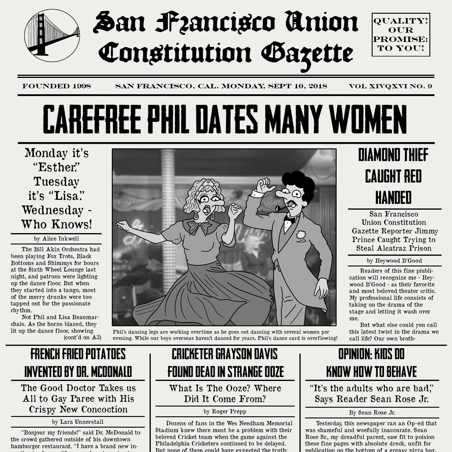 Headlines 8